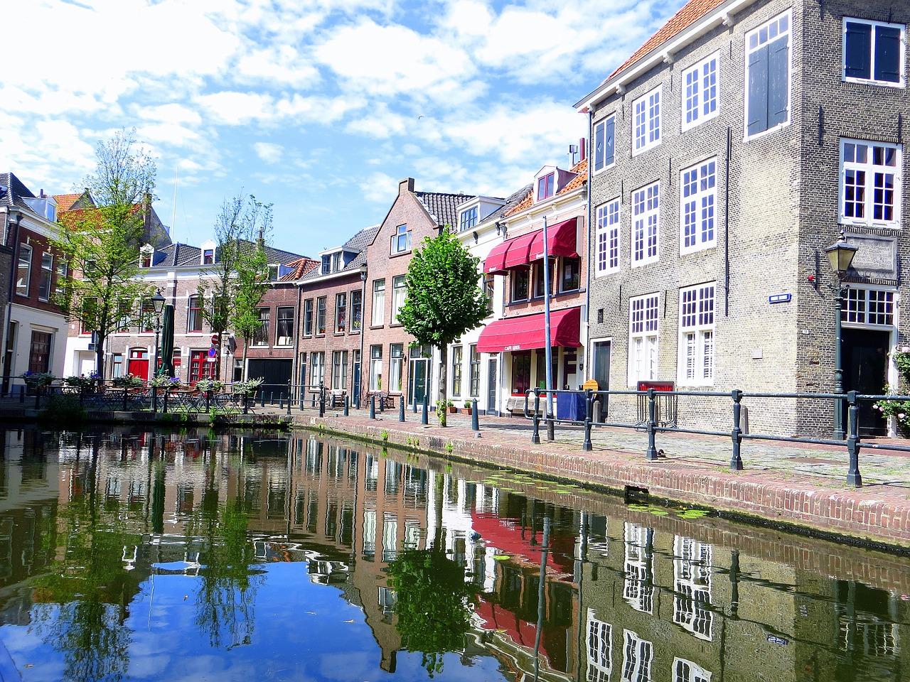 koopwoningen in Schiedam